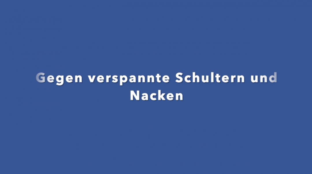 Schultern/Nacken